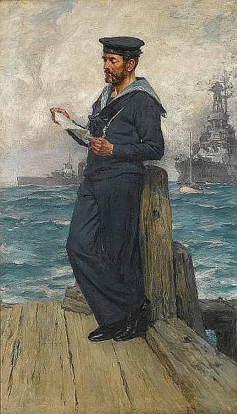 Arthur David McCormick, RI (British, 1860-1943)