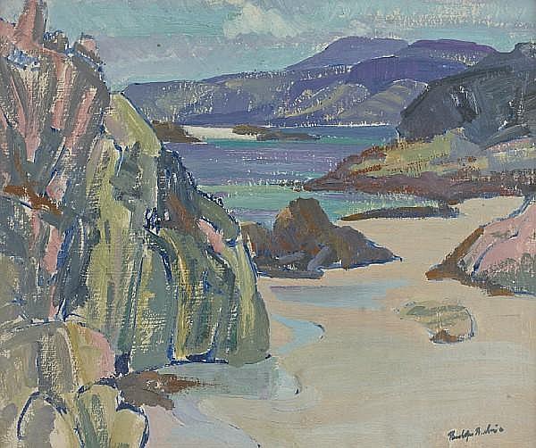 Penelope Beaton, ARSA RSW (British, 1886-1963), Iona