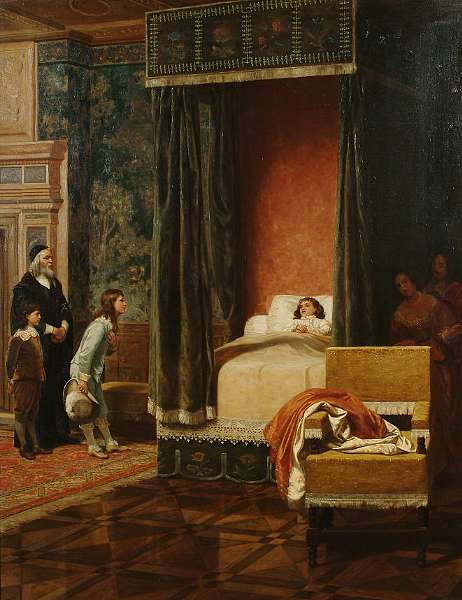 David Wilkie Wynfield (British, 1837-1887)