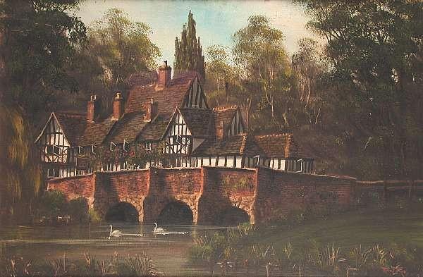 Frederick Roe (British, 1865-1947)