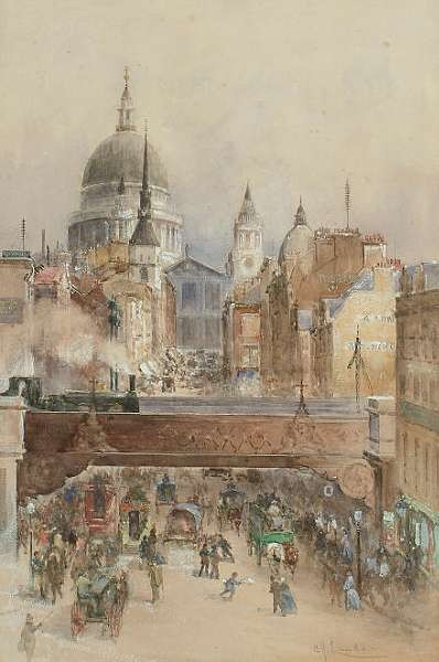 Charles J. Lauder (British, 1841-1920)