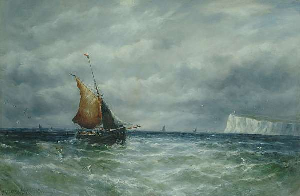 Gustave de Breanski (British, c.1856-1898)