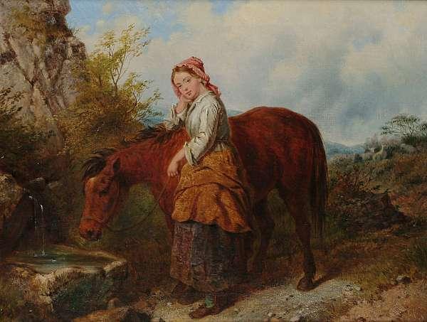 Isaac Henzell (British, fl. 1854-1875)