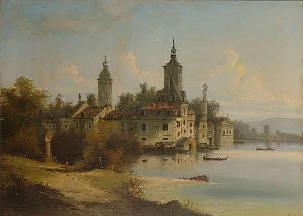 J.W. Jankowsky (Austrian fl.1825-1861)