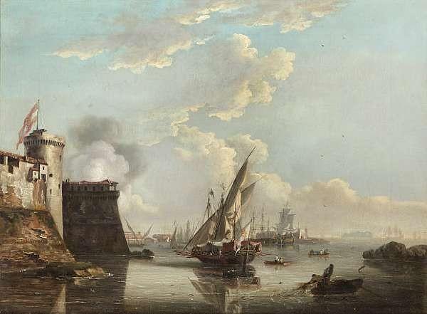 John Thomas Serres (British, 1759-1825)