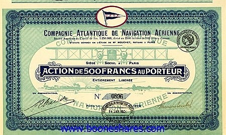 COLLECTION: FRENCH AVIATION: 63 pieces ****