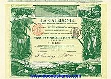 LA CALEDONIE S.A.