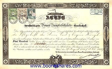 DONAU-DAMPFSCHIFFAHRTS-GES.