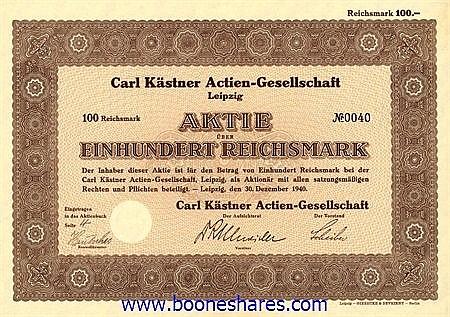 CARL KÄSTNER AG