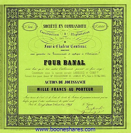 FOUR BANAL