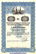 NEDERLANDSCH-INDISCHE LEENING