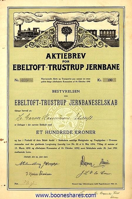 EBELTOFT-TRUSTRUP JERNBANESELSKAB