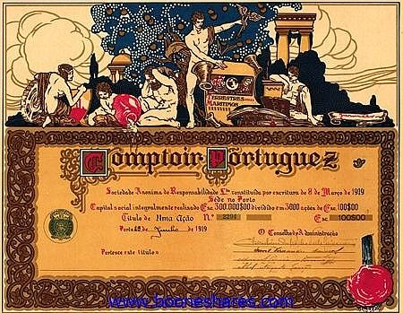 COMPTOIR PORTUGUEZ S.A.