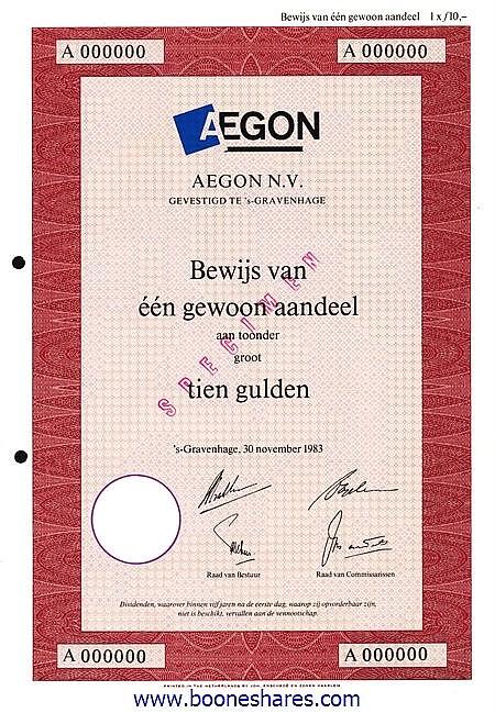 AEGON N.V.