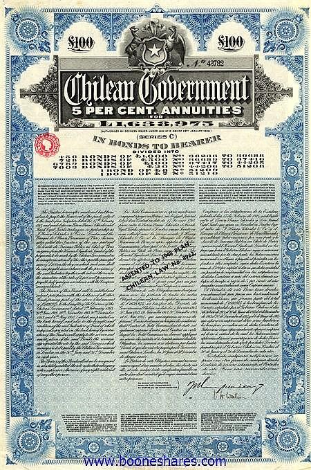 CHILIAN GOVERNMENT