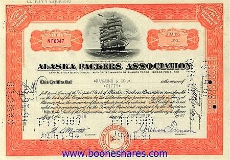 ALASKA PACKERS ASSOCIATION