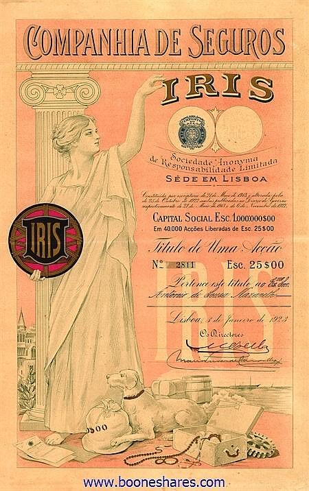 IRIS, CIA. DE SEGUROS