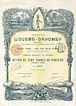 OUEME-DAHOMEY S.A., CIE. DE L'