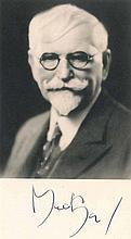 Alfons MUCHA. 1860-1939. Artiste peintre, illustrateur tchèque.   Portrait