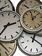 Seven slave clocks, TN ao