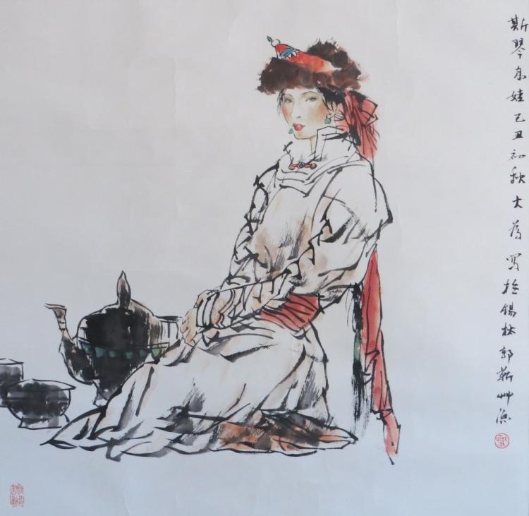 Liu Dawei (b.1945), Chinese Painting
