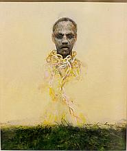 William Thomson - Search for Nate Turner - 20th Century American Painter (March 16, 1931 - October 9, 2014)