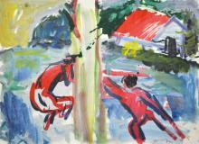 Siegfried Anzinger (* Weyer 1953)