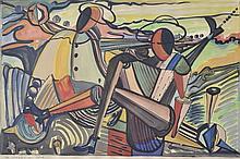 Gustav Hessing (Czernowitz 1909 – Wien 1981)