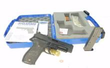 Sig Sauer P226R Stainless .40 cal Pistol
