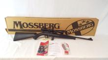 Mossberg Int'l 720 Plinkster .22 W/ scope!