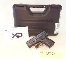 Springfield XD9mm Sub-compact BRAND NEW