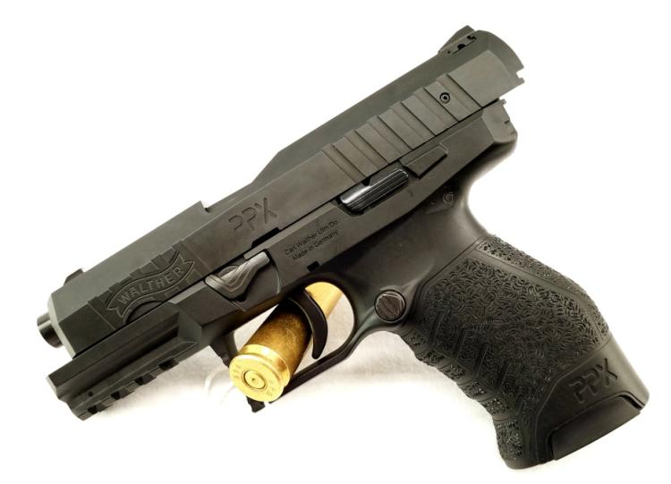 BRAND NEW Walther PPX M1 9MM Pistol