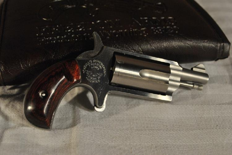 Freedom Arms  22 Magnum Mini Pocket Revolver