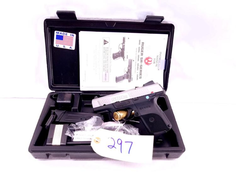 Ruger SR9c Semi Automatic Pistol 9mm NEW!