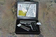 KAHR K40 40 s&w stainless steel w/case & manual