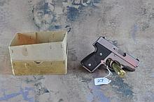 KAHR MK 40 .40 S&W Stainless steel pistol