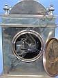 LATE 19TH C. ELKINGTON CLOCK SET