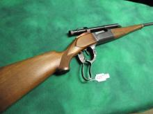 SAVAGE LEVER ACTION RIFLE 300 W WEAVER SCOPE