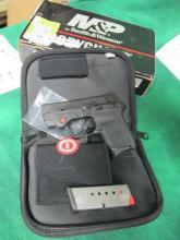 S&W BG380 380 AUTO W/ CRIMSSON TRACE LASER NIB