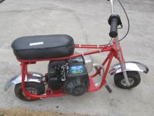 MINI BIKE 5HP WORKING READY TO GO.