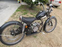 WHIZZER BLACK MOTORCYCLE  LOCAL PICK UP ONLY