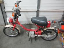 YAMAHA MOPED - WORKING COND. FUN TO RIDE