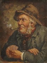 """F. Fuchs, """"Der glückliche Spieler"""""""