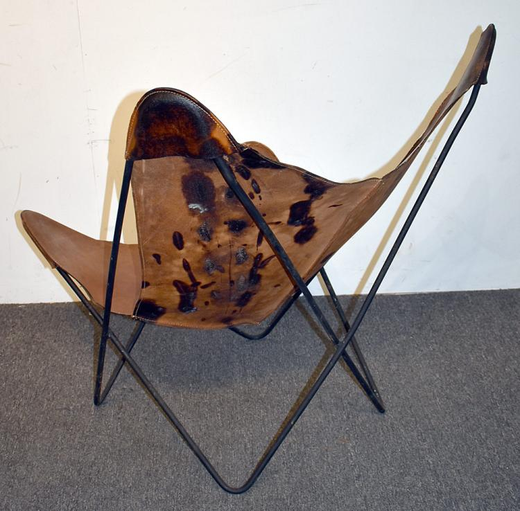 hardoy knoll butterfly chair. Black Bedroom Furniture Sets. Home Design Ideas