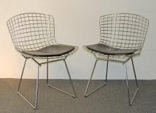 Pair of Harry Bertoia Chairs