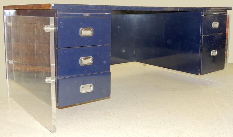 Vladimir Kagan-style Desk
