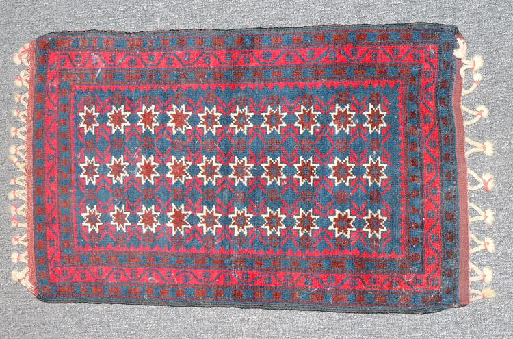 Turkish Mat with Star Pattern