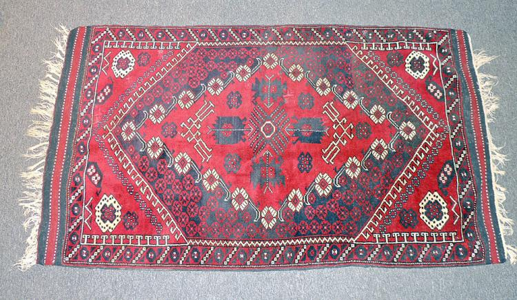 Afghan Turkoman Carpet