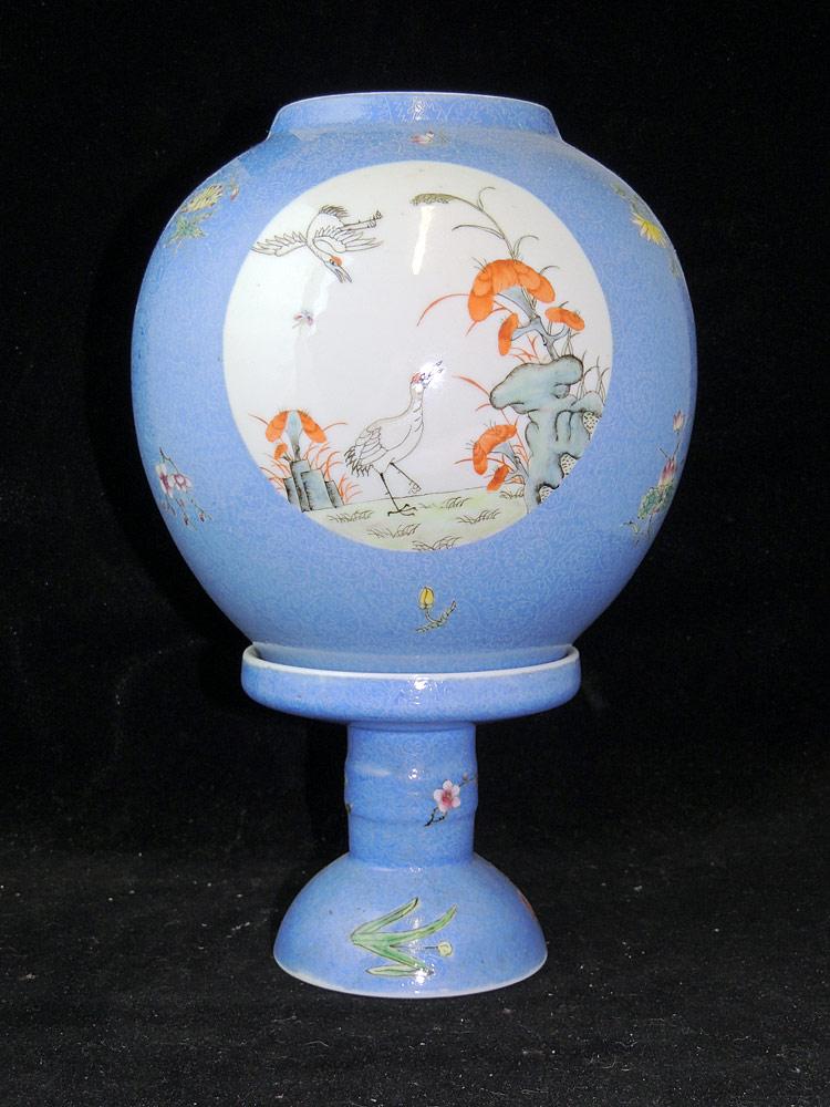 Chinese Porcelain Lantern