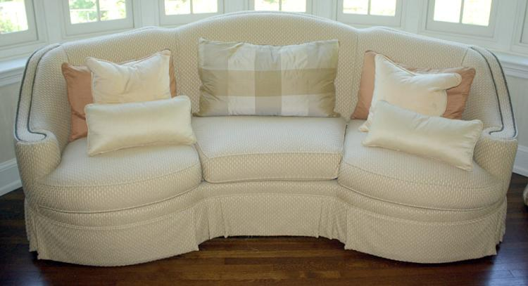 Century Upholstered Sofa